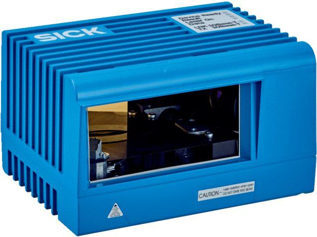 2D LiDAR sensors - LMS400-2000