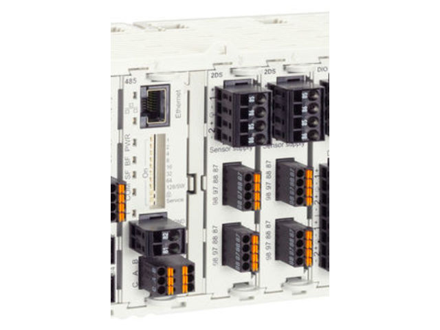 8-channel transmitter | Liquiline CM448R - Transmission systems