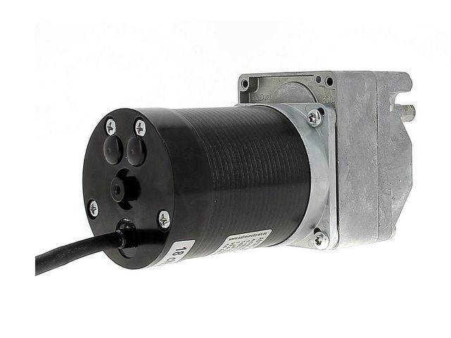 AC gear motor : K80 / ASM44 (12.1W)  - Geared motors