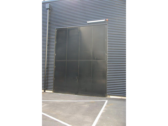 Acoustic Doors  - Industrial soundproofing