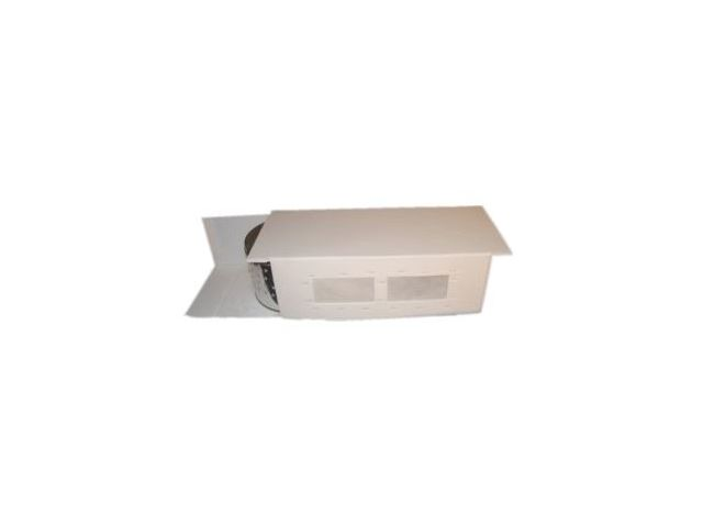 Airtight outer box for two metal boxes