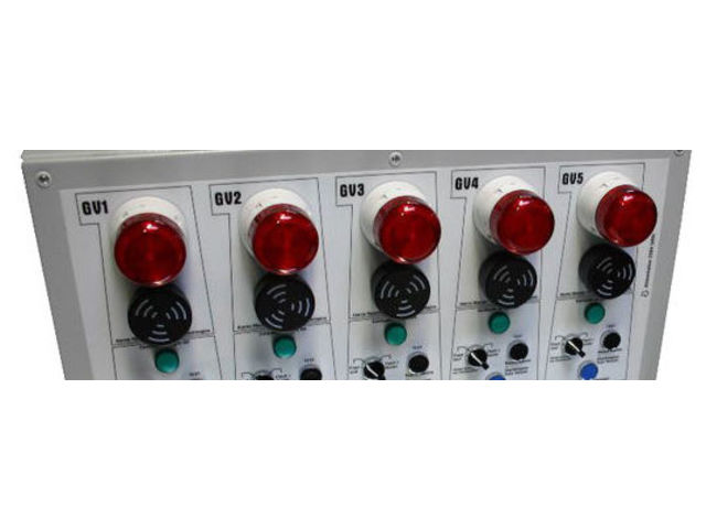 Alarm retransmission - SHELTER console - NEU-JKF