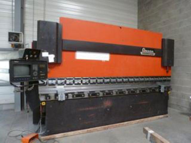 AMADA CNC Press Brake - Type : HFB 125/40