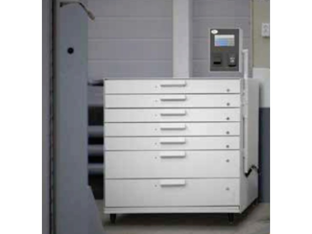 Armoire intelligente avec capteurs MegaStore™ 9900 – Tiroir_APEX SUPPLY CHAIN TECHNOLOGIES LTD_4
