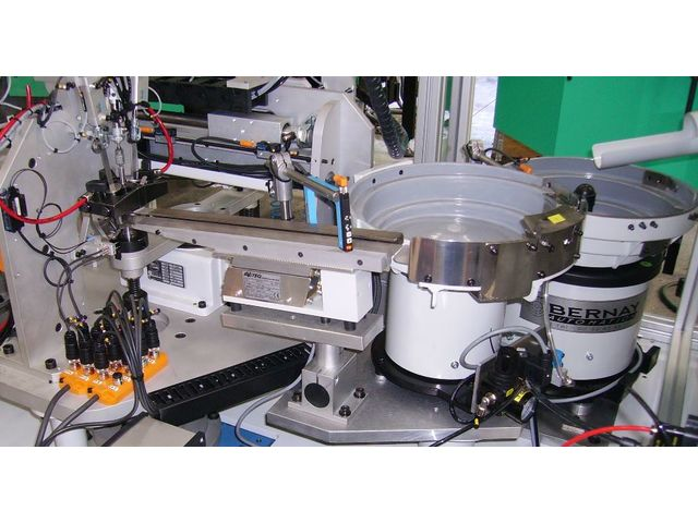 Automatic machines for assembly and control - LE SUR MESURE INDUSTRIEL