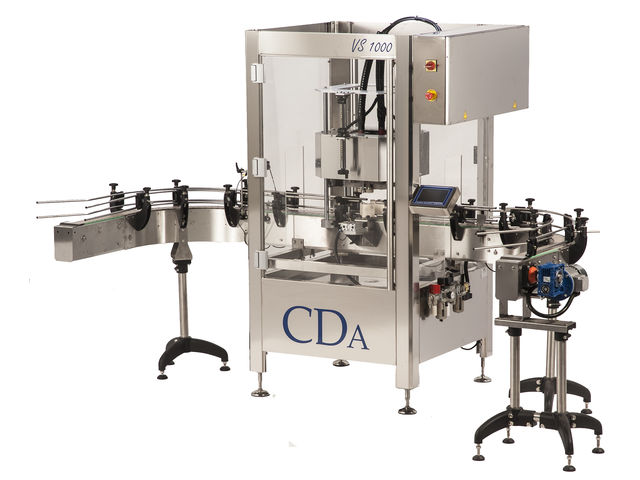 Automatic screwing machine - CDA - VS1000 model