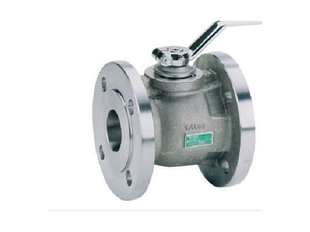 Ball Valve with Flanged Connection - PN 40 - WITT FRANCE SARL