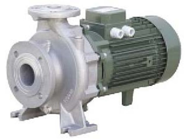 Am besten single suction centrifugal pump