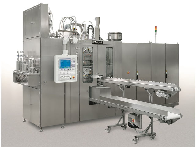 Bottelpack Blow Fill Seal Aseptic Ampoule Filling Machine