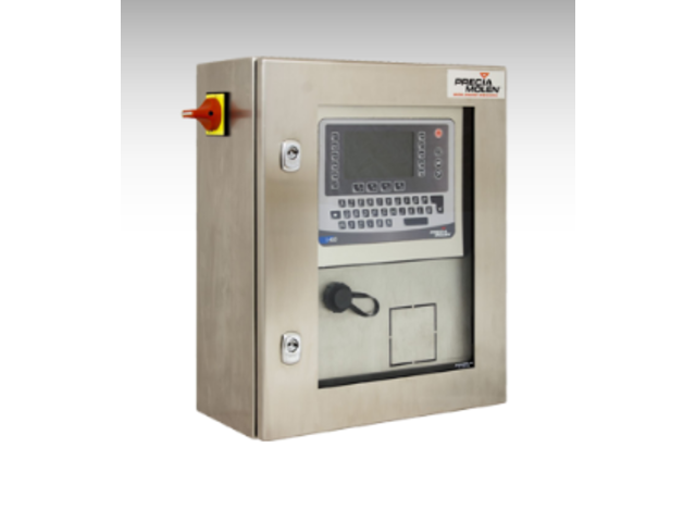 Cabinet for bulk weighing or dosing applications I 410