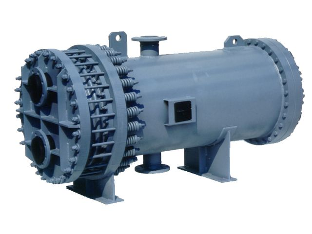 CEPIC Graphite heat exchanger series EH