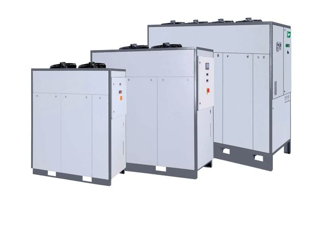 Chillers for systematic cooling : UNIVERSAL.CHILLER