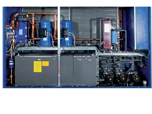 Chillers for systematic cooling : UNIVERSAL.CHILLER - TECHNOTRANS FRANCE