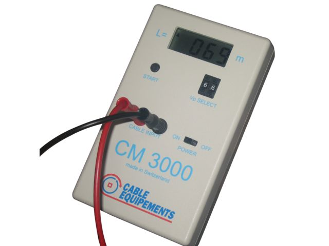 CM3000 Electronic measuring device