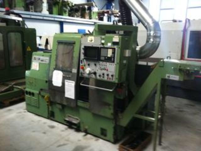 CNC Lathe: MORI SEIKI SL 1A | Contact SAVOIE ALPES MACHINES