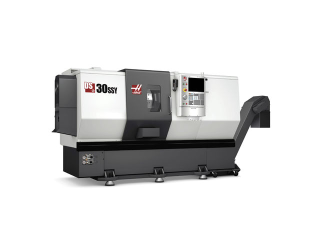 CNC Lathes : Super-Speed DS-30SSY