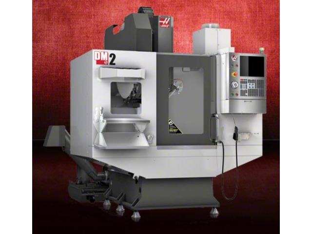 CNC Verticals : Drill/Tap/Mill Centers DM-2