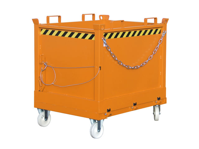 Container with drop away type FB - Sheet containers