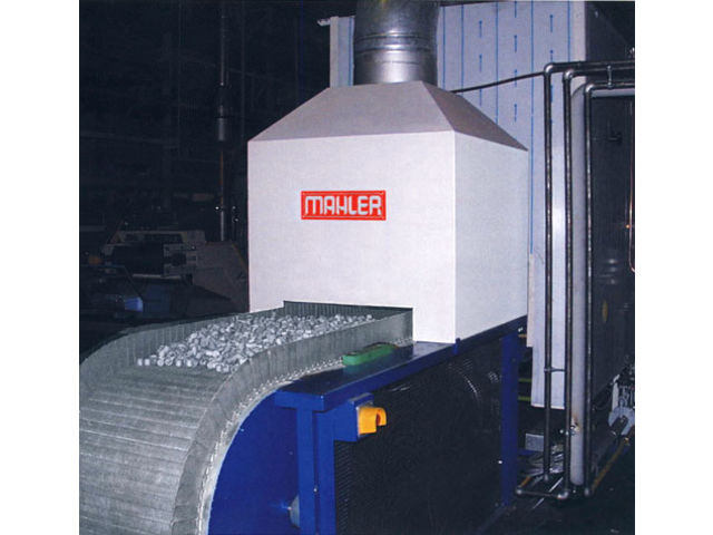 Conveyor belt furnaces:Steam blueing furnaces | Contact MAHLER GMBH