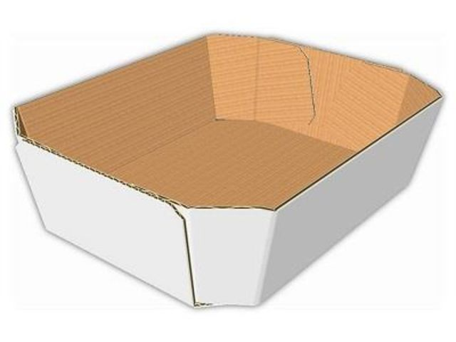 Corrugated Basket