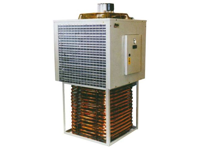 Cutting fluid chillers - line RLC