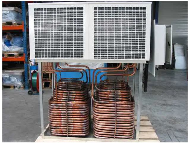 Quote Cutting fluid chillers - line RLC