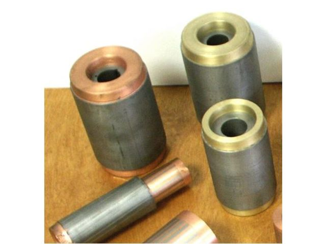Die cast copper rotors for electrical motors - FAVI - LE LAITON INJECTE
