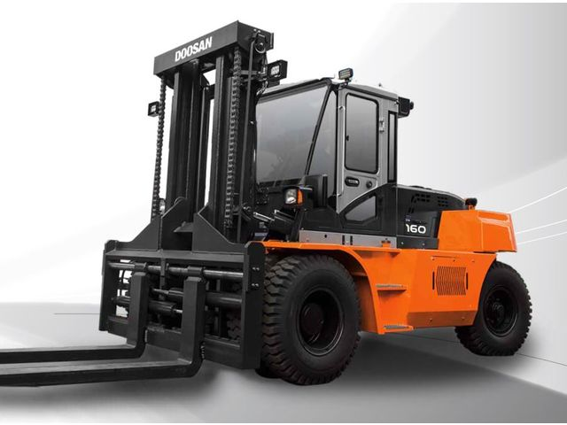 Frontal fork lift truck | Industrial suppliers