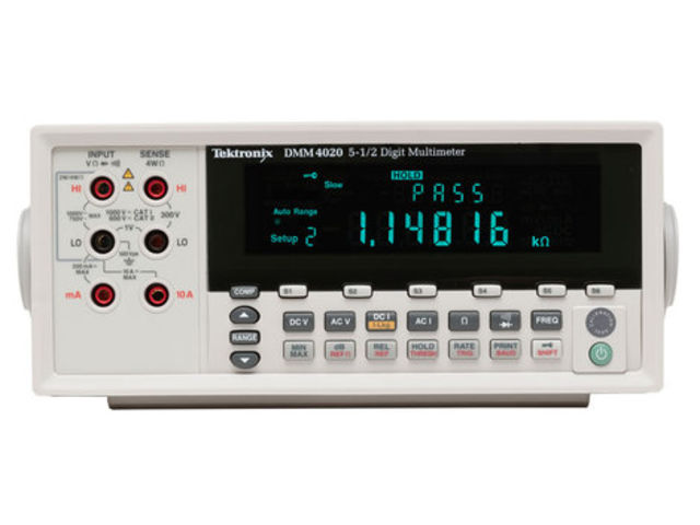 Digital multimeters datasheet - DMM4020