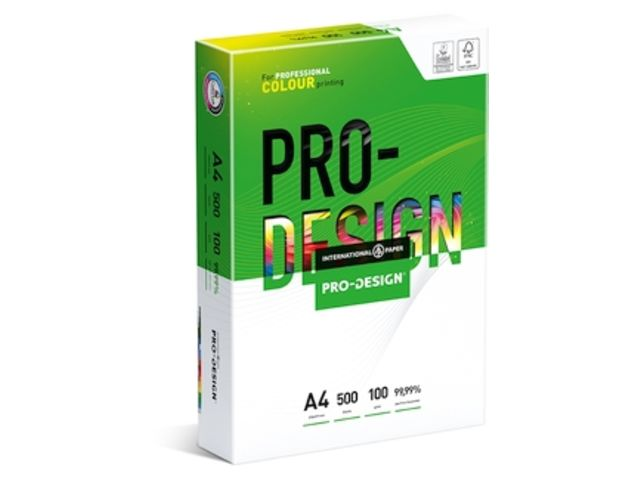 Digital Printing Papers : PRO-DESIGN® - product presented by INTERNATIONAL PAPER