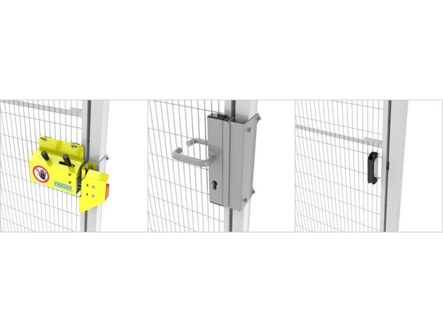 Doors Locks Safe Lock Contact Troax