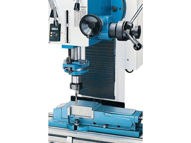 drill press as milling machine