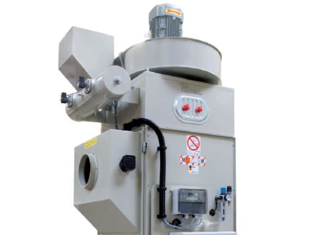 Quote Dust Extractor Type DS6 with bag filter