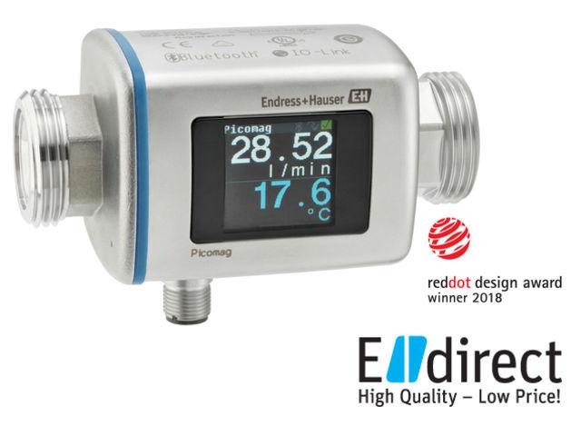 Electromagnetic flowmeter | Picomag