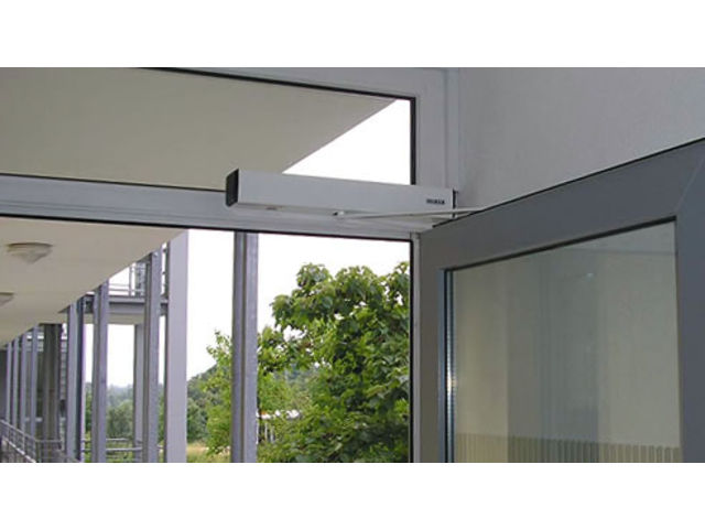 Electromechanical swing door drives TSA 150 for single- and double-action doors for internal  sc 1 st  Industry Plaza & Electromechanical swing door drives TSA 150 for single- and double ...