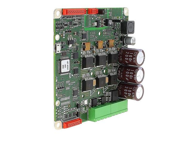 Electronic for DC Motor : KD3 (600W)  - Printed circuit boards