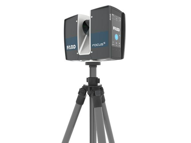 Faro Laser Scanner Focus S 150 Contact Faro