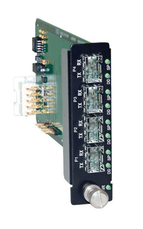 Gigabit Ethernet Fiber on Fiber Driver Gigabit Ethernet And Multirate Multiplexers