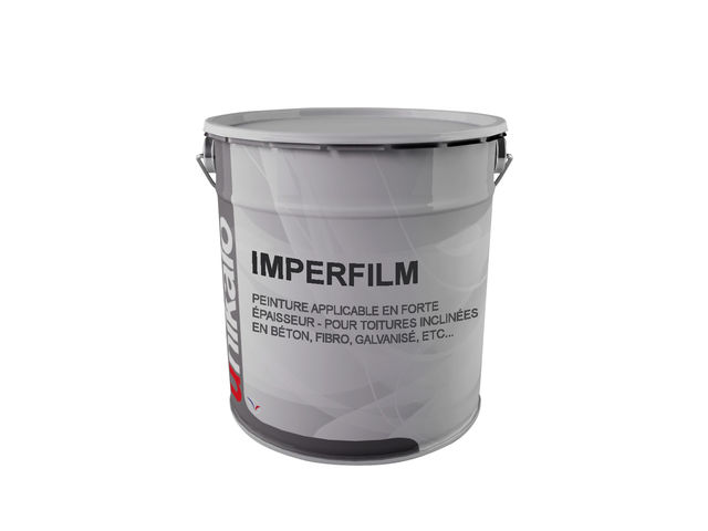 Flexible acrylic coating for roofing : IMPERFILM