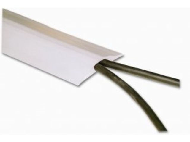 Flexible Cable Protector : Flexible cable protector grey contact equipements