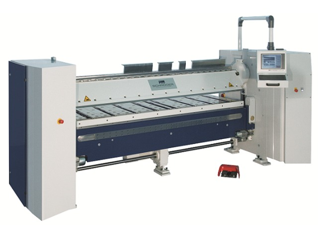 Folding sheet metal bending machine : E +