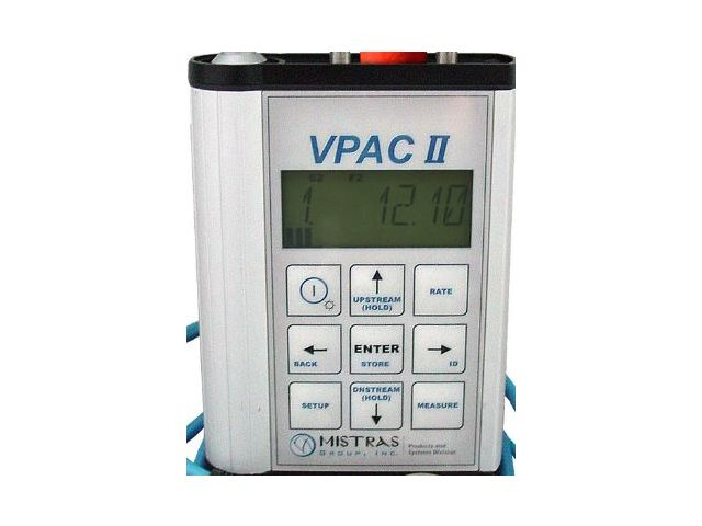 Gas leak detector | VPAC II - CLEANAIR ENGINEERING EUROPE