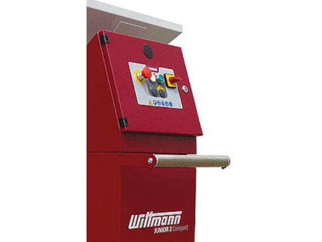 Granulator for installation on press machine - JUNIOR 2 Compact - WITTMANN BATTENFELD