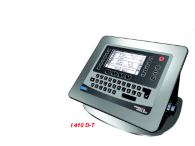 Graphic Terminal I 410 D / D-S / D-T - product presented by PRECIA MOLEN