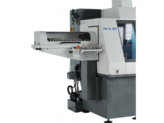 Quote High-precision lathes and machining center - RV-2 SP