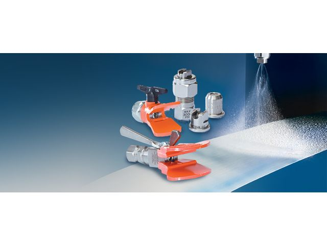 High Pressure Spray NOZZLES - SPRAYING SYSTEMS FRANCE