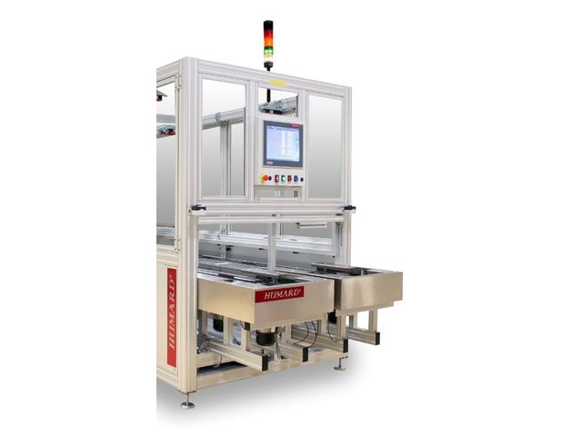 High-speed robot-palletizer Pallet'HUMARD® - HUMARD AUTOMATION SA