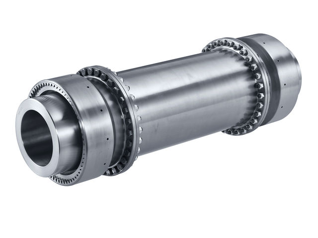 High Speed Series Convex Tooth Coupling