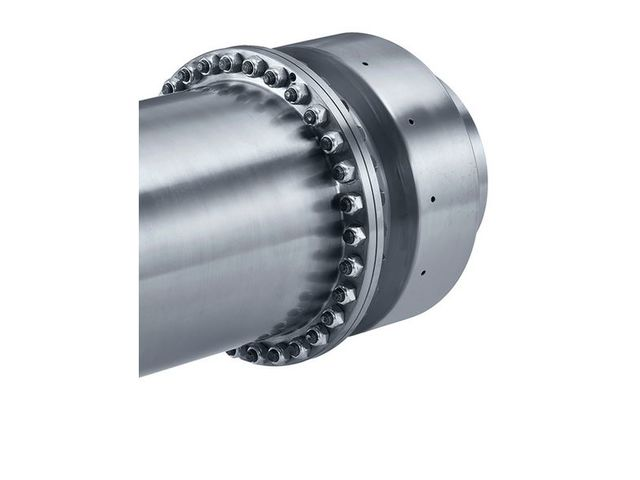 High Speed Series Convex Tooth Coupling - Toothed coupling