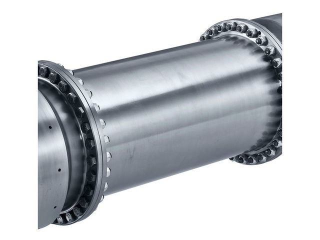 High Speed Series Convex Tooth Coupling - product presented by RENK FRANCE